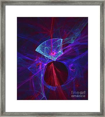 Jewel Of The Universe Framed Print