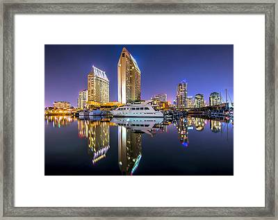 Jewel Framed Print by Steve Baranek
