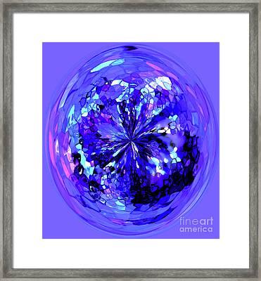 Jewel Framed Print by Terril Heilman