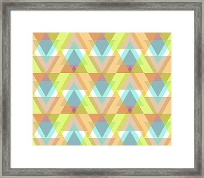 Jeweled Framed Print by SharaLee Art