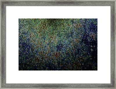 Jeweled Universe Framed Print