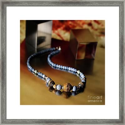 Jewelry Framed Print