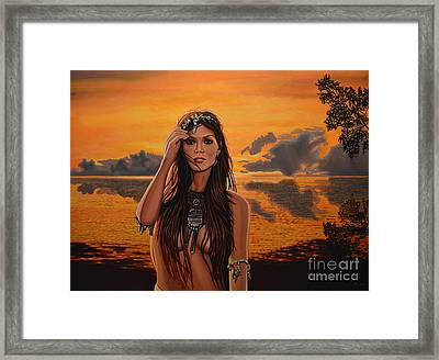 Jewels Of Costa Rica Framed Print by Paul Meijering