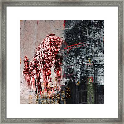 Jewlers Building 210 2 Framed Print