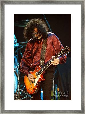 Jimmy Page-0022 Framed Print by Timothy Bischoff