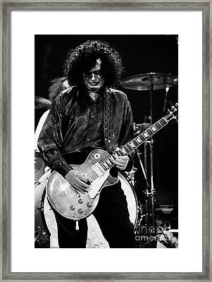 Jimmy Page-0048 Framed Print by Timothy Bischoff