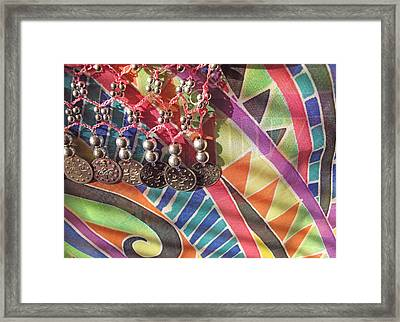 Jingle Your Booty Framed Print
