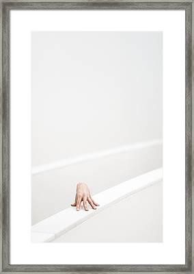 J/l Framed Print by Matthias Leberle