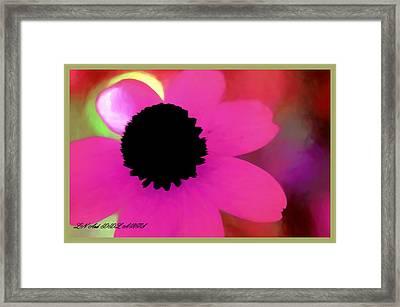 Jo Ann Framed Print