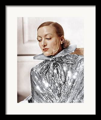 1930s Hairstyles Framed Prints
