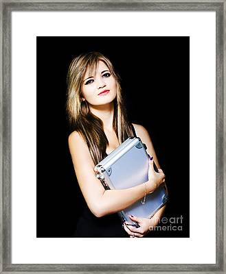 Job Recruitment And Staff Hire Framed Print by Jorgo Photography - Wall Art Gallery