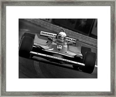 Jodys Ferrari Framed Print