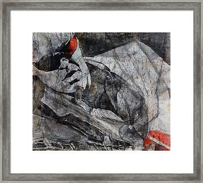 Joe Bonamassa Framed Print by Paul Lovering