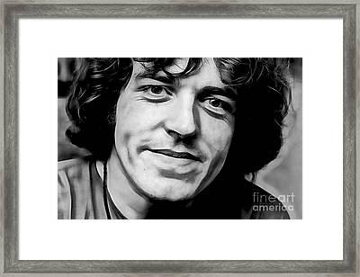 Joe Cocker Collection Framed Print