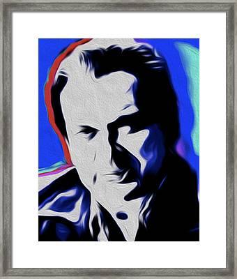 Joe Pesci Framed Print