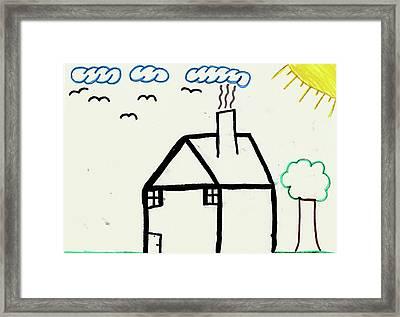 Joel P Framed Print by Joel P