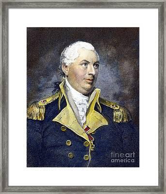 John Barry (1745-1803) Framed Print by Granger