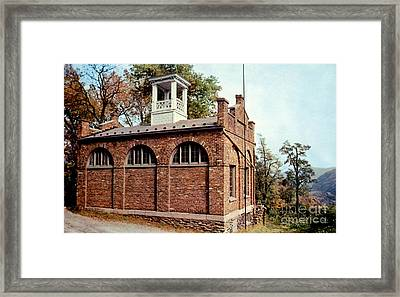 John Browns Fort  Framed Print by Ruth  Housley
