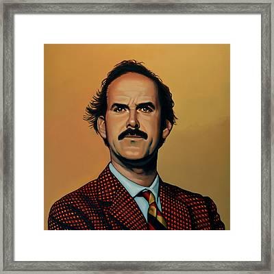 John Cleese Framed Print