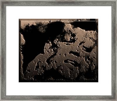 John F Kennedy 1a Framed Print by Brian Reaves