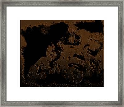John F Kennedy 1b Framed Print by Brian Reaves