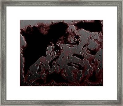 John F Kennedy 1e Framed Print by Brian Reaves