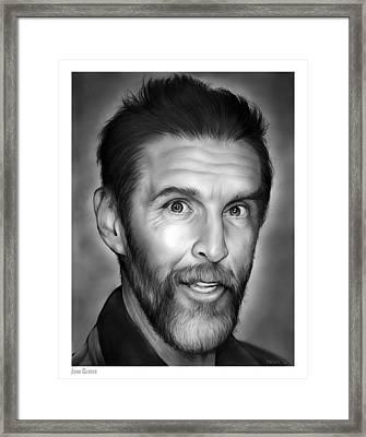 John Glover Framed Print