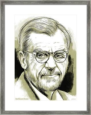 John Guilbert Avildsen Framed Print