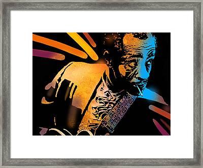John Hooker Framed Print by Paul Sachtleben