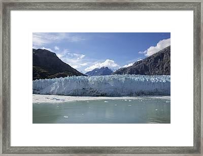 John Hopkins Glacier 14 Framed Print