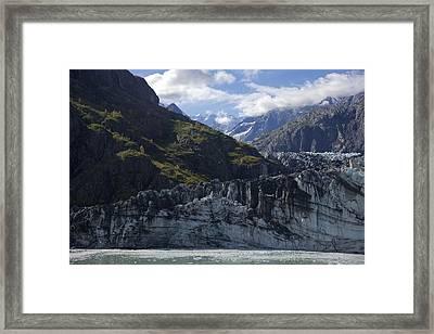John Hopkins Glacier 15 Framed Print