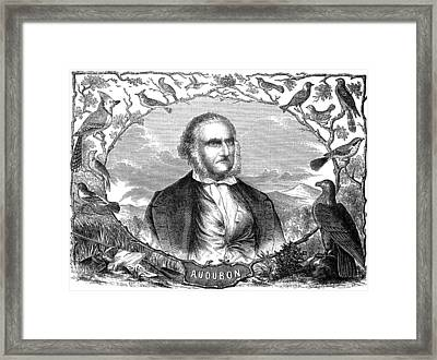 John James Audubon Framed Print by Granger