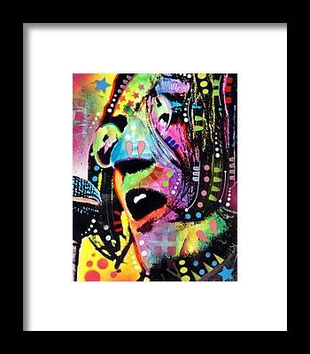 John Framed Prints