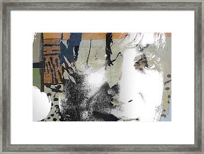 John Lennon - In My Life  Framed Print