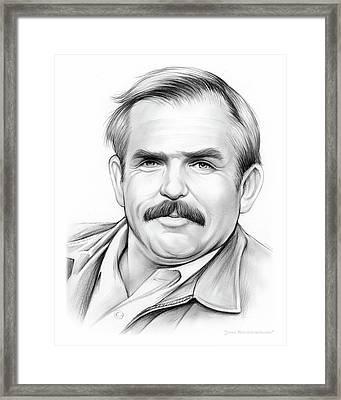 John Ratzenberger Framed Print
