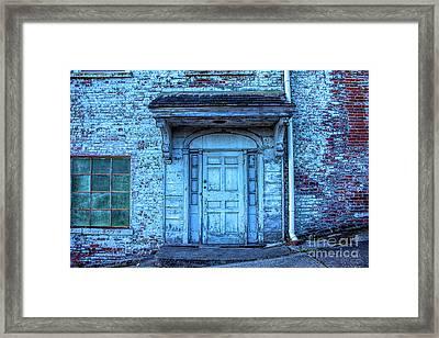 John Turl - Doorway To  Framed Print