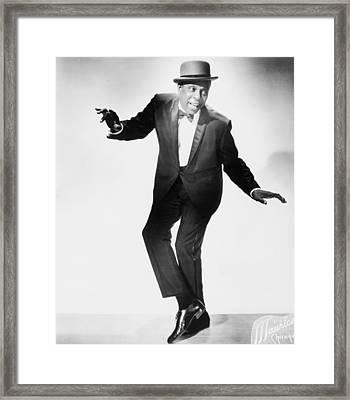 John W. Bubbles 1902-1986 Was The Best Framed Print