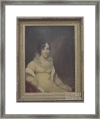 John Wesley Jarvis Framed Print