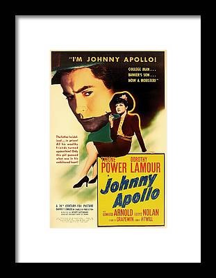 Designs Similar to Johnny Apollo 1940