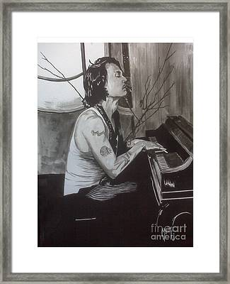 Johnny Depp 1 Framed Print