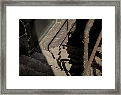 Johnny's In The Basement Framed Print by Odd Jeppesen