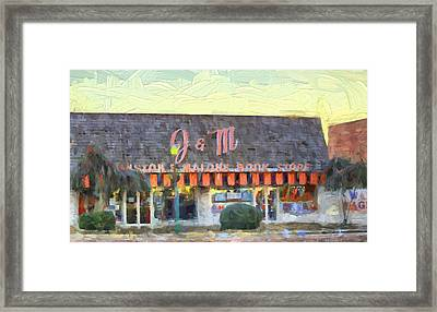 Johnston And Malone Framed Print by JC Findley