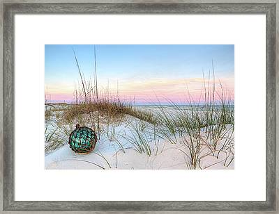 Framed Print featuring the photograph Johnson Beach by JC Findley