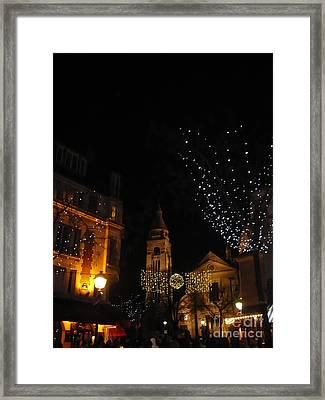 Joie De Vivre Framed Print