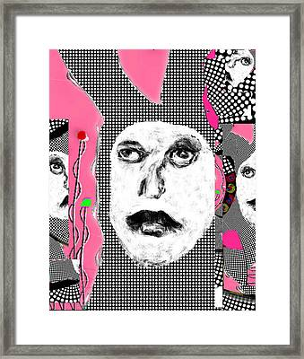 Framed Print featuring the digital art Jokers Wild by Rc Rcd