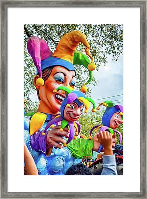 Jokers Wild Framed Print by Steve Harrington