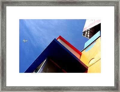 Jollibee 4 Framed Print by Jez C Self