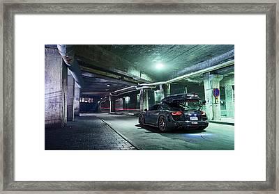 Jon Olsson Audi R8 2  1 Framed Print