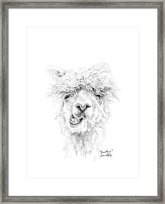Jonathon Framed Print