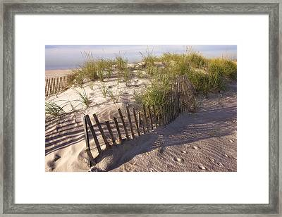 Jones Beach Long Island New York Framed Print by Jim Dohms